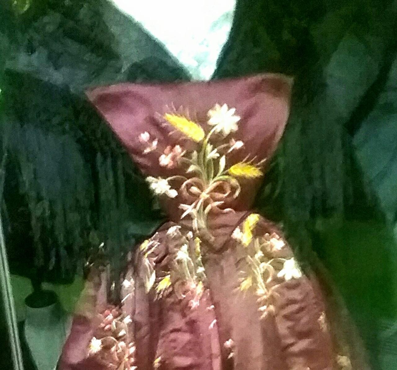 Costume vannetais - tablier années 1910