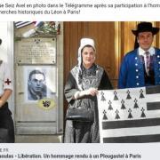 Seiz Avel - Article du Télégramme