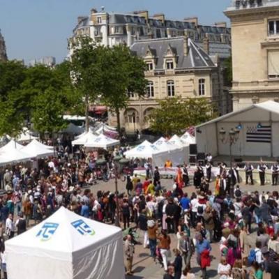 Fête de la Bretagne-Paris XVeme