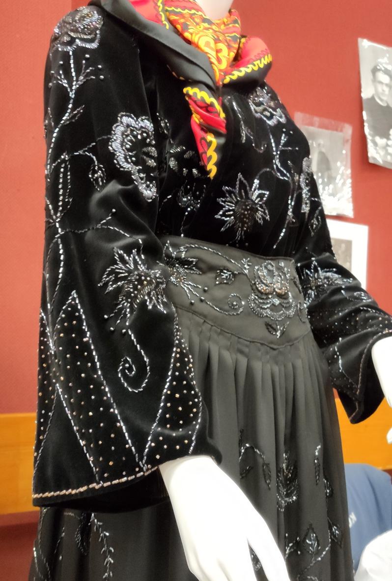Stage bigouden- Robe et tablier bigoudens