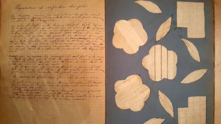 2 cahier d apprentissage de denise lecourt 1953 3