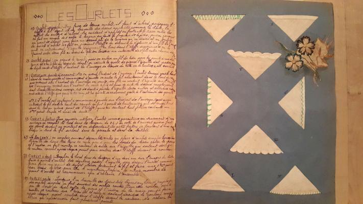 2 extrait cahier d apprentissage de d lecourt 1953
