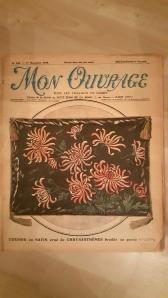 9 mon ouvrage 1er novembre 1933