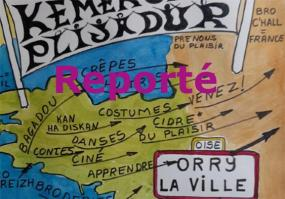 Report fete orry