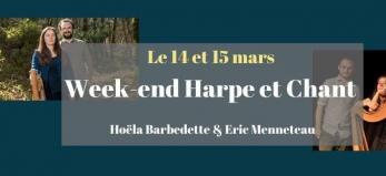 Week end harpe et chant